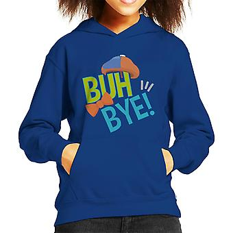 Blippi Buh Bye Kid's Hooded Sweatshirt