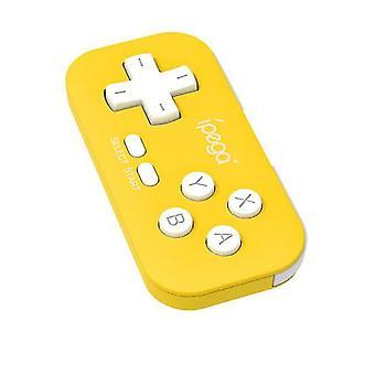 Tangoo وحدة تحكم للتبديل لPS3 الروبوت الكمبيوتر لعبة مقبض تحكم Gamepad(أصفر)