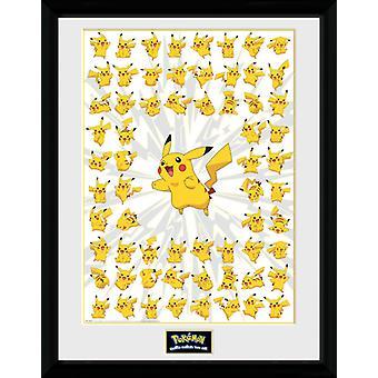 Pokemon Pikachu keräilijä tulosta