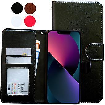 Iphone 12 Mini - Funda de cuero / Protección