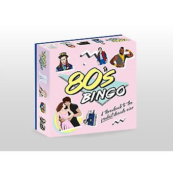 80s Bingo by Illustrated by Niki Fisher
