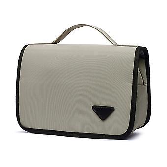 New Waterproof Wash Bag, Storage Bag, Daily Cosmetics Bag, Travel Carrying Bag, For Men And Women