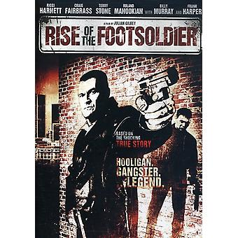 Rise of the Footsoldier [DVD] USA import