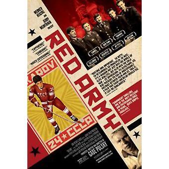 Importación de los E.e.u.u. ejército rojo [DVD]