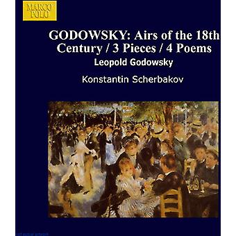 L. Godowsky - Piano Music, Vol. 1 [CD] USA import