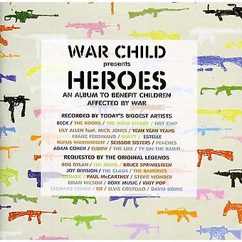 War Child - War Child Present Heroes [CD] USA import