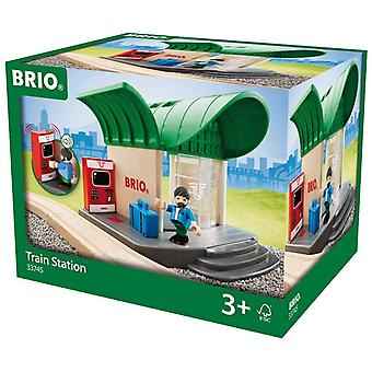 BRIO treinstation