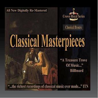 Divers artiste - Bronze classique - chefs-d'œuvre classiques [CD] USA import