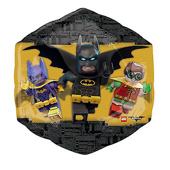 Anagram Supershape Lego Batman Movie Balloon