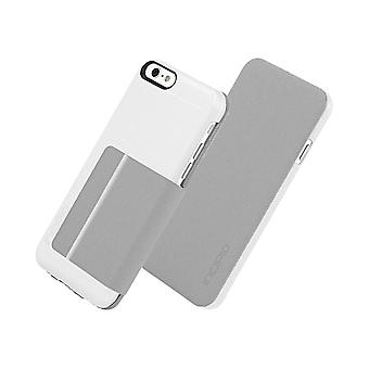 Incipio Highland Case Cover for Apple iPhone 6 (White/Gray) - IPH-1183-WHTGRY