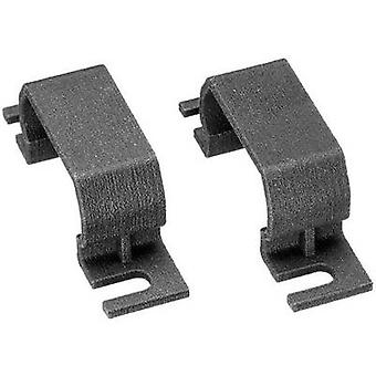 Adels-Contact AC 166 BC 3 SCHWARZ Mounting adapter Black 1 pc(s)