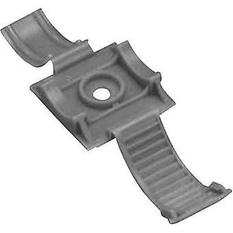Panduit ARC.68-A-Q Kabelfäste Skruvfixering ARC.68-A-Q + rem Vit 1 st