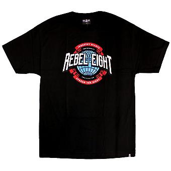 Rebel8 Industry Giant T-Shirt Black