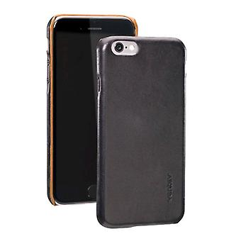 5 Pack -Ventev Penna Leather Case for Apple iPhone 6/6s - Black/Camel