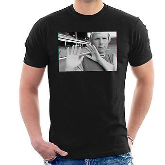 TV ganger Bobby Moore 3D effekt menn t-skjorte