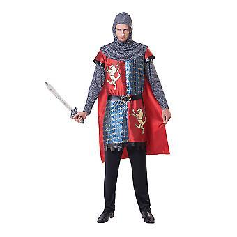 Bnov middelalderlig ridder kostume