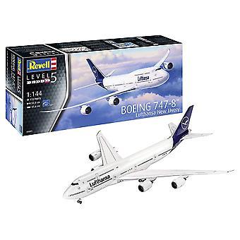 Revell GmbH 03891 Boeing 747-8 Lufthansa