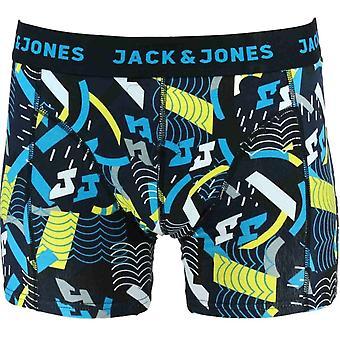Jack & Jones coton Stretch Pack unique tronc JACSTREAM, flamboyant jaune, moyen
