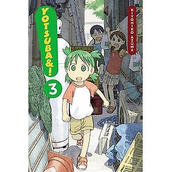 Yotsuba &! -v. 3 di Kiyohiko Azuma - 9780316073905 libro