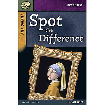 Rask scenen 8 satt et - Art Smart - Spot forskjellen! av Dee Reid - 97