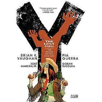Y - livro 3 - o último homem por Pia Guerra - Brian K. Vaughan - 97814012