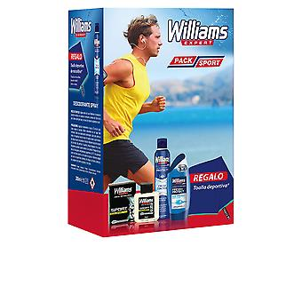 Williams Williams Pack Sport Set 4 Pzs For Men