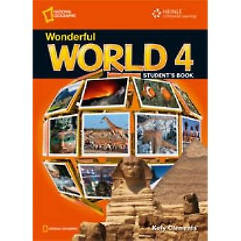Underbara värld 4 - Student's Book av Jennifer Heath - Michele Crawfor