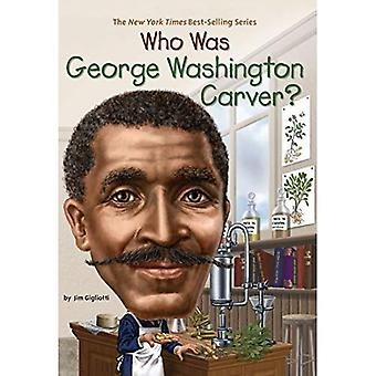 Vem var George Washington Carver?