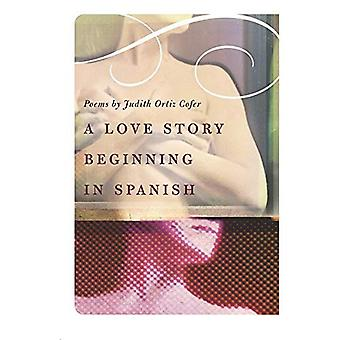 Een liefde verhaal begin in het Spaans
