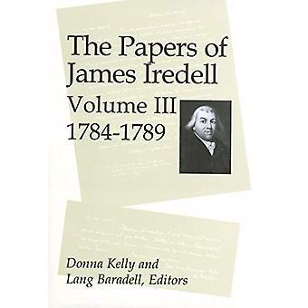 Papirer af James Iredell 1784-1789: bind 3