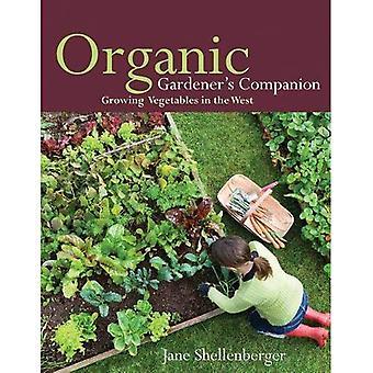 Companheiro do jardineiro orgânico: cultivo de hortaliças no oeste