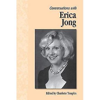 Gespräche mit Erica Jong (literarische Gespräche)