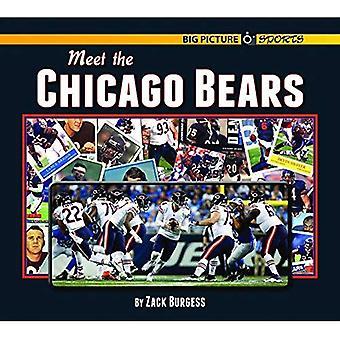 Träffa Chicago Bears (stora bilden sport)