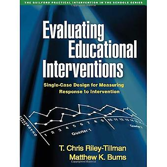 Évaluation des Interventions éducatives