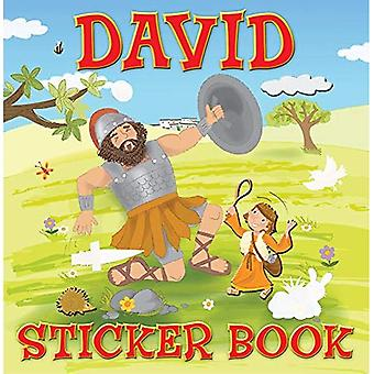 David (Sticker Books)