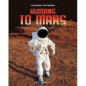 Humans to Mars (Mission to� Mars)