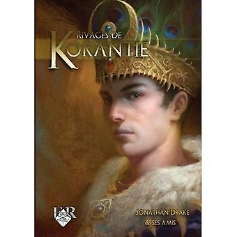 Rivages de Korantie: FN kadre de jeu complet hell Mythras dans le monde de Thennla