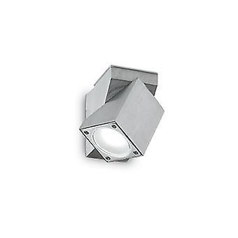 Ideell Lux - Zevs enkelt LED veggen lys IDL129525