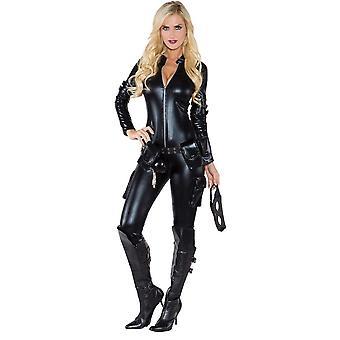 Bandit vrouwelijke volwassen kostuum