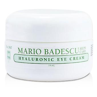 Hyaluronic Eye Cream - For All Skin Types - 14ml/0.5oz