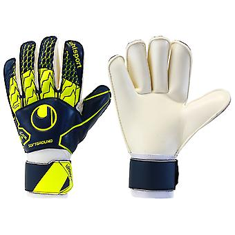 UHLSPORT zachte ROLL FINGER JUNIOR keeper handschoenen