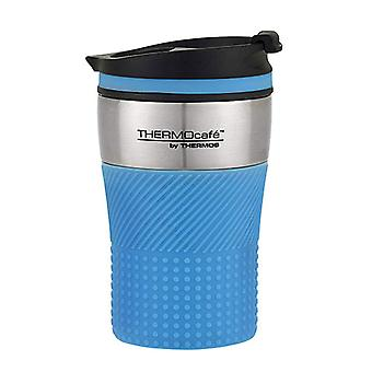 Tasse de voyage thermos 200mL isolés sous vide THERMOcafe S/Steel
