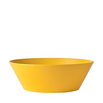 Mepal Bloom Serving Bowl 3.0L, Pebble Yellow