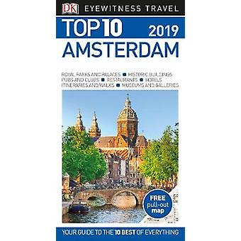 Top 10 Amsterdam by Top 10 Amsterdam - 9780241310618 Book