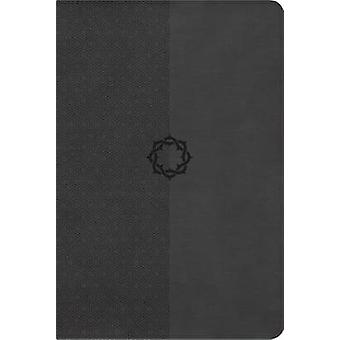NKJV Essential Teen Study Bible - Charcoal LeatherTouch by B&H Kids E