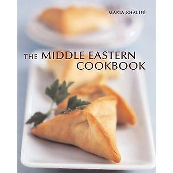 The Middle Eastern Cookbook by Maria Khalife - 9781566566759 Book