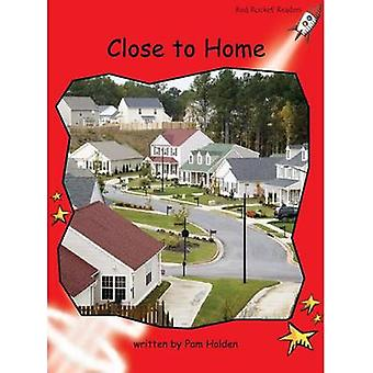 Close to Home - Big Book Edition by Pam Holden - 9781776541614 Book