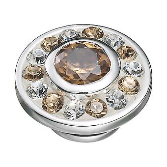 KAMELEON Topaz Burst Sterling Silver JewelPop KJP334