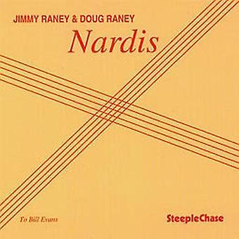 Jimmy Raney - Nardis [CD] USA import