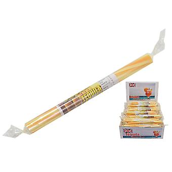 Pack of 20 Small Flavoured Rock Sticks - Tequila